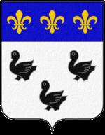 BLASON VILLE DE LAON